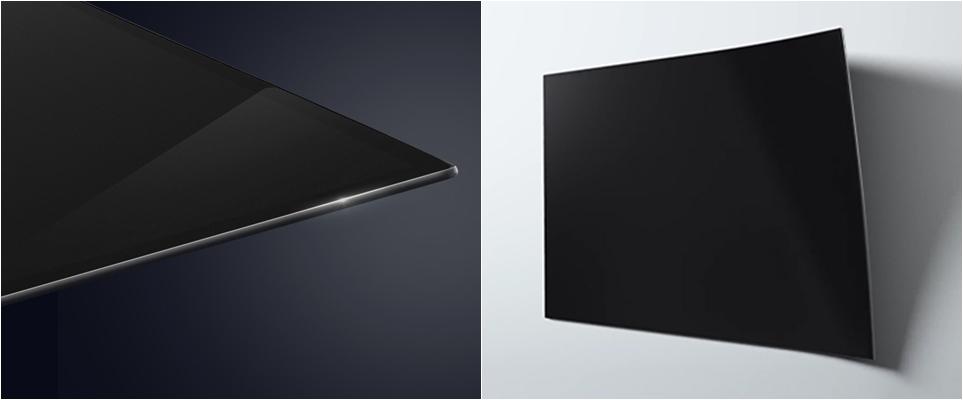 월페이퍼 디자인의 LG 시그니처 올레드 TV W