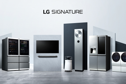 LG 시그니처 라인업 사진