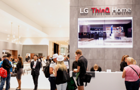 [IFA 2019 현장 #4] '집+인공지능'은 어떤 모습? LG 씽큐 홈