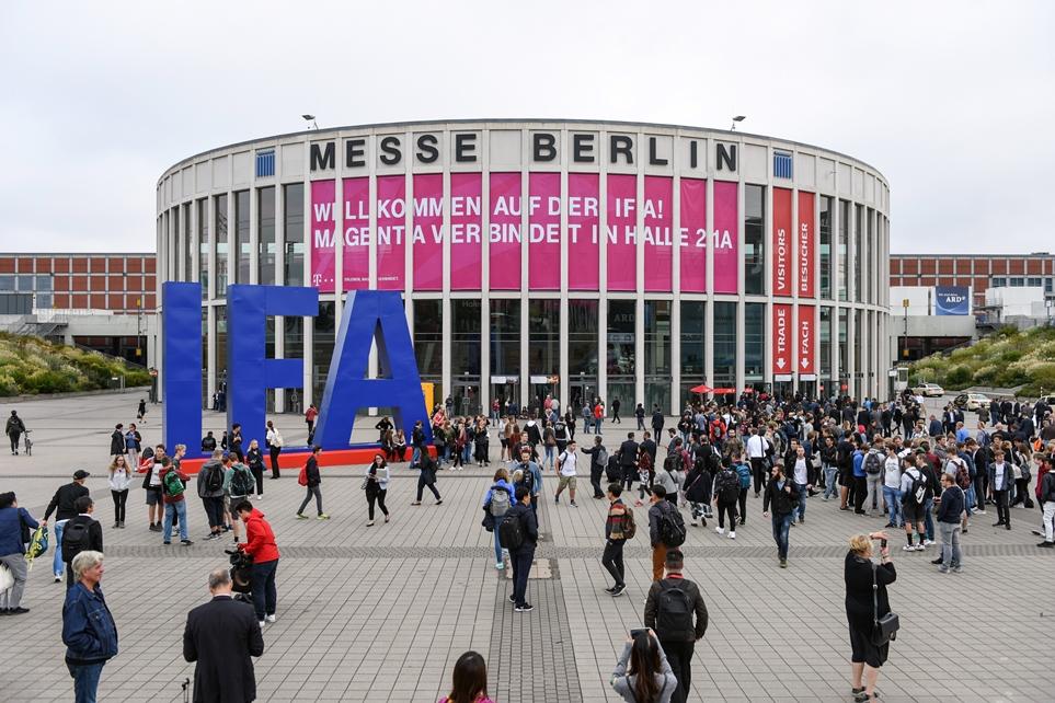 IFA 2019 행사장 전경