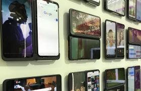[IFA 2019 현장 #2] 첫 공개! LG V50S ThinQ & NEW LG 듀얼 스크린