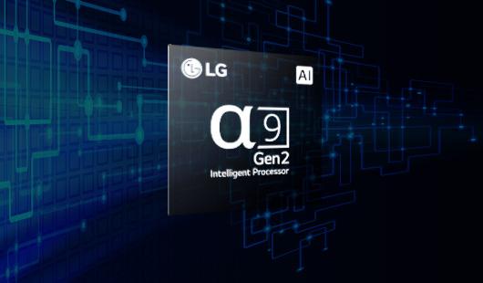 2세대 인공지능 알파9 8K 프로세서
