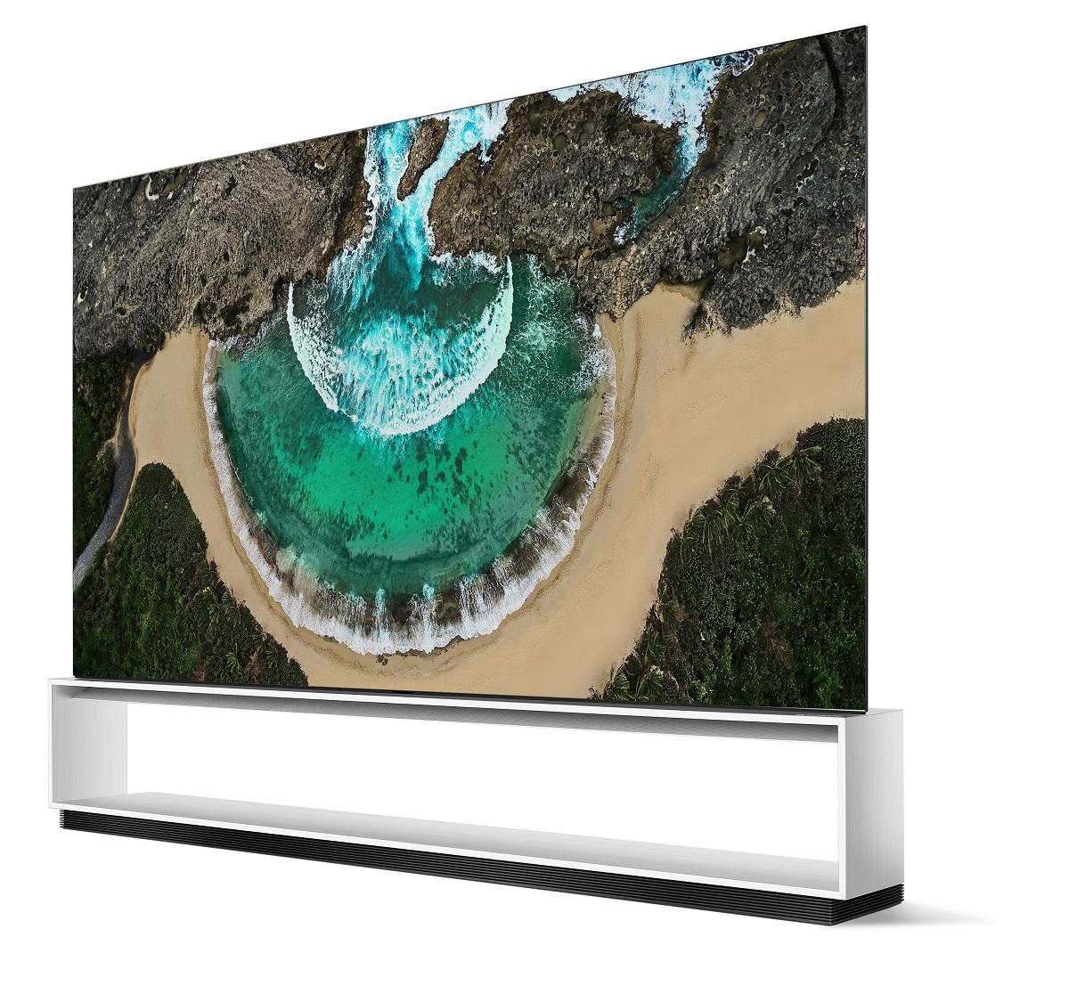 LG 시그니처 올레드 8K 제품 이미지