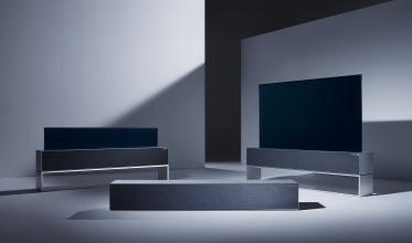 '굿디자인 어워드 2019'에서 Best100에 선정된 LG 시그니처 올레드 R