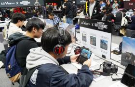 '게임 천국' 지스타 2019를 빛낸 게임 필수템 V50S ThinQ