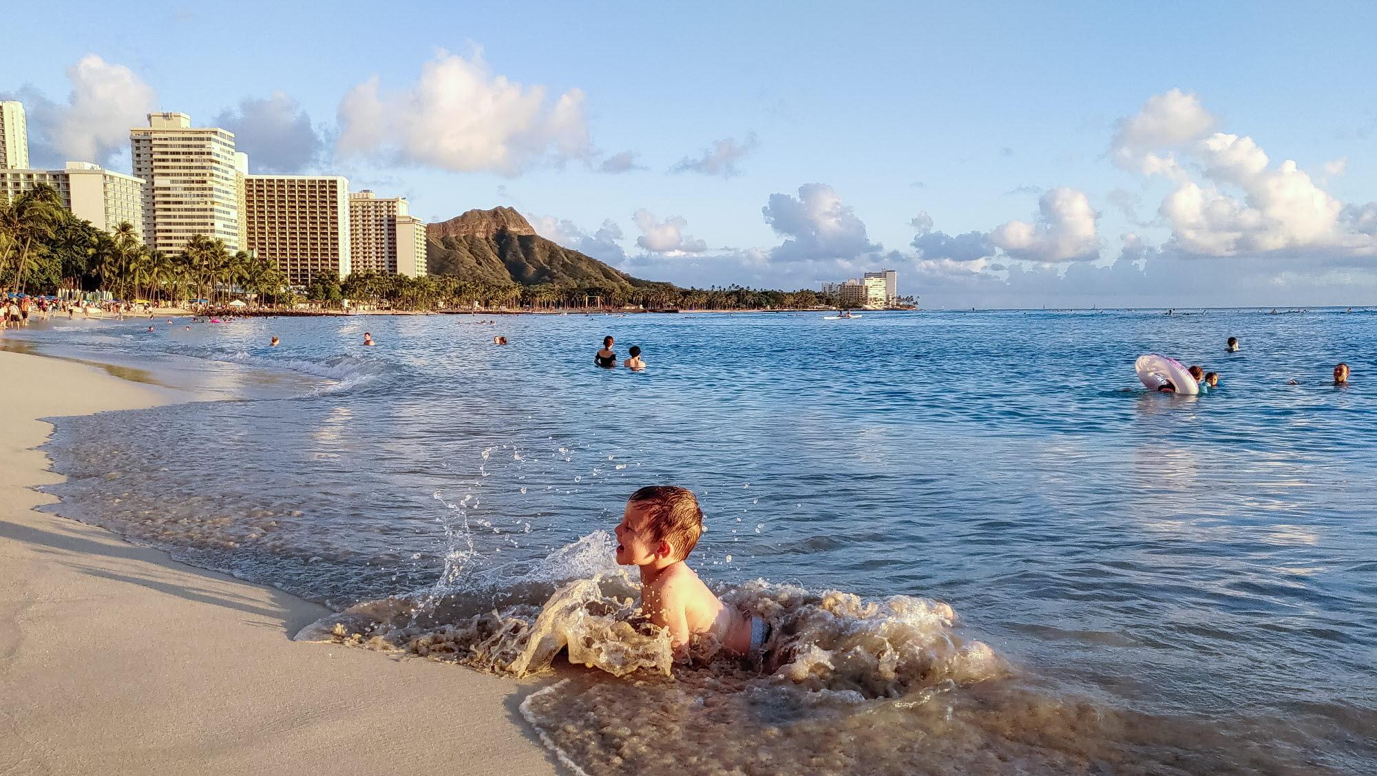LG V50S로 촬영한 하와이 사진01 (조리개값 F/1.8 , 셔터스피드 1/1400초 , ISO-150)