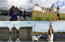여행 전문 콘텐츠 크리에이터로 유명한 '경식-보라' 커플이 촬영하고 출연했는데, LG V50S ThinQ만의 탁월한 콘텐츠 제작 능력이 잘 드러납니다.