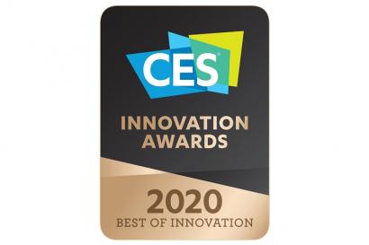 'CES 2020 최고 혁신상 및 혁신상 로고