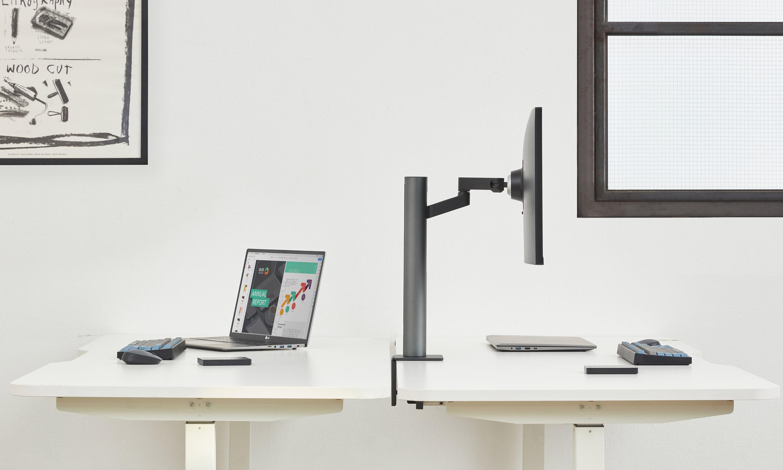 LG전자가 인체공학 설계를 적용한 'LG 울트라파인 에르고' 모니터 신제품(모델명: 32UN880)을 공개한다. 이 제품은 증권거래, 영상편집, 음악작업 등 다양한 작업환경에서 편리하게 사용할 수 있다.