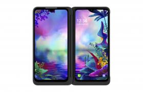 LG G8X ThinQ 제품 이미지컷