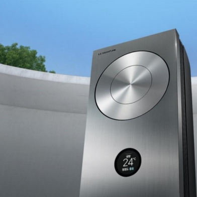 LG 시그니처 에어컨의 디자인 클래스를 말하다