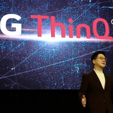 [CES 2020 현장 #1] LG ThinQ가 그리는 인공지능 로드맵