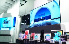 LG전자가 CES의 공식 어워드 파트너인 엔가젯(Engadget)으로부터 6년 연속으로 TV 부문 'CES 최고상(The 2020 Best of CES Awards)'을 받았다.