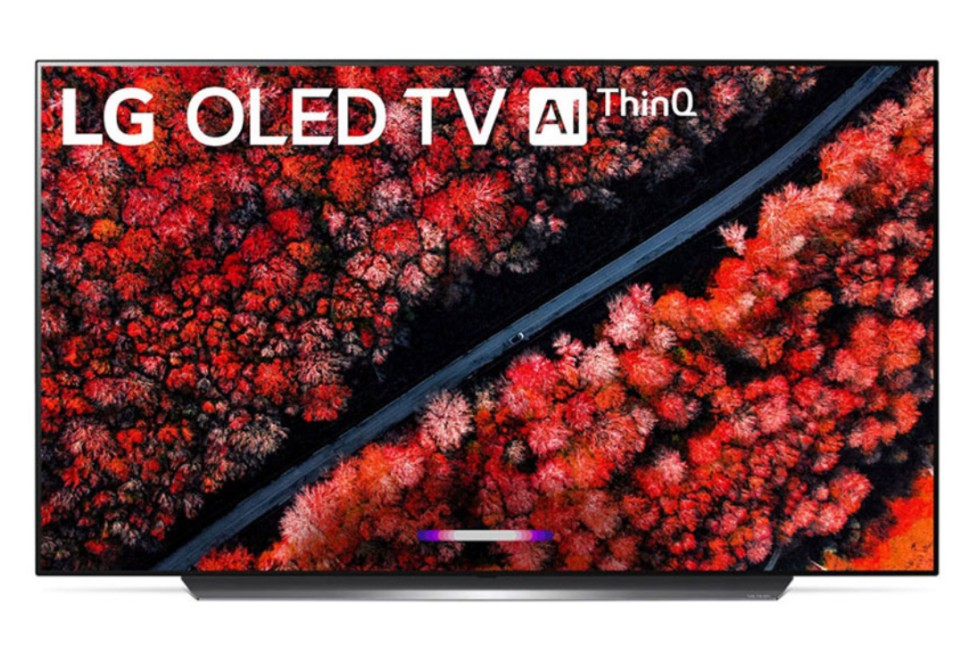 LG 올레드 TV(모델명: C9) 제품 이미지