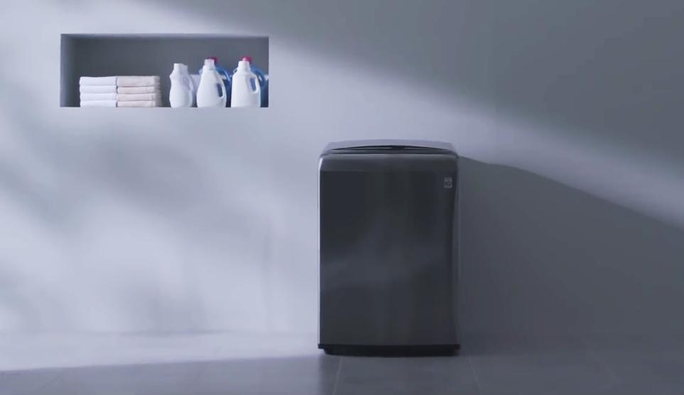 LG 통돌이 세탁기 이미지