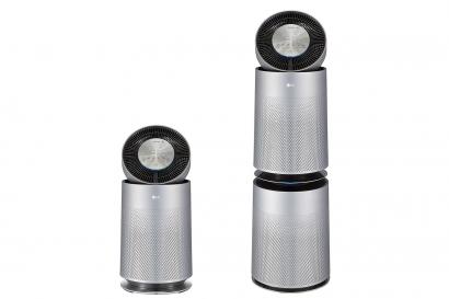 LG 퓨리케어 360° 공기청정기 펫의 제품컷 사진