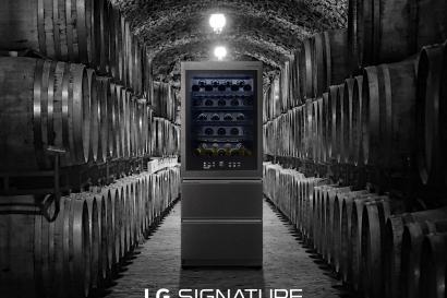 LG 시그니처 와인셀러 제품사진