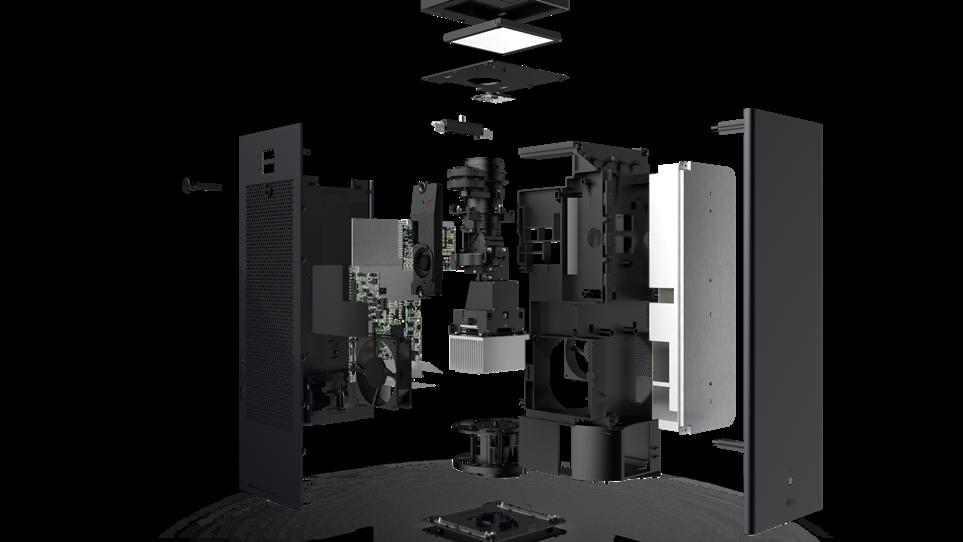 디지털 시각화 과정을 제공하기 위해 제작한 제품 이미지