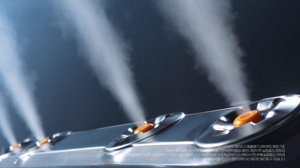 LG 디오스 식기세척기의 TV광고