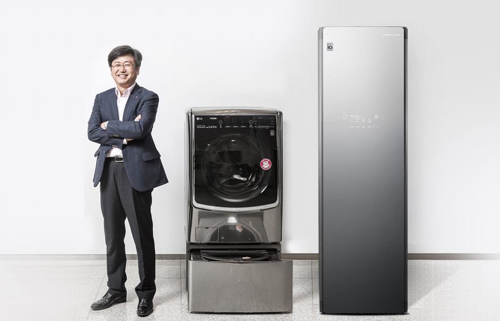 LG전자 H&A 사업본부 - H&A 기반기술연구소장 김동원 연구소장과 LG 가전