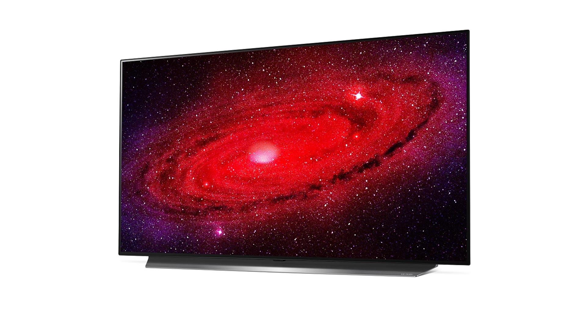 48형 LG 올레드 TV(모델명: 48CX) 제품 이미지