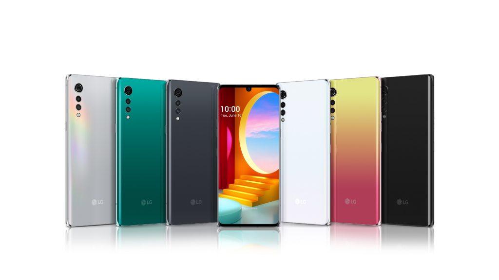 LG전자가 독일에서 현지시간 16일 'LG 벨벳(LG VELVET)' 온라인 공개행사를 열며 글로벌 시장 공략에 가속도를 낸다. LG 벨벳 제품 사진