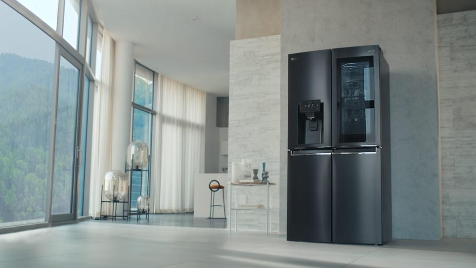 LG DIOS 얼음정수기냉장고