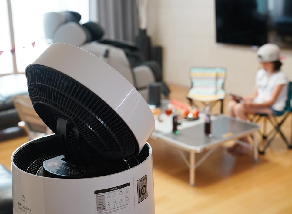 LG 퓨리케어 360도 공기청정기