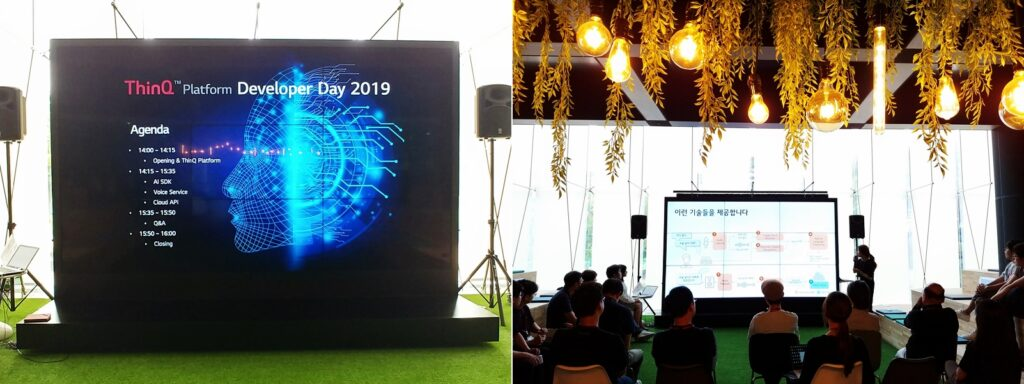 ThinQ Platform Developer Day 2019