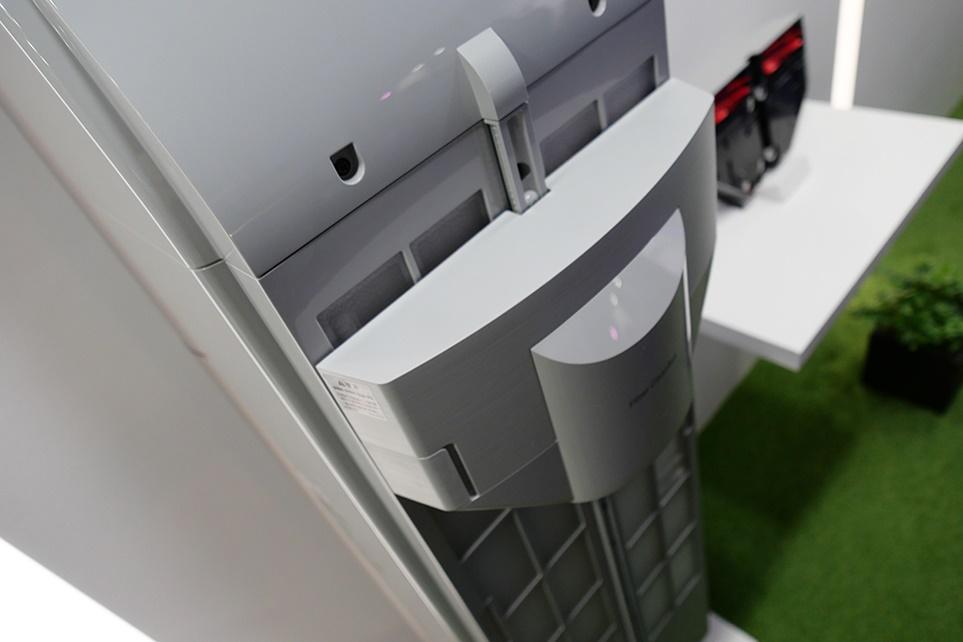 LG 휘센 에어컨 필터 클린봇