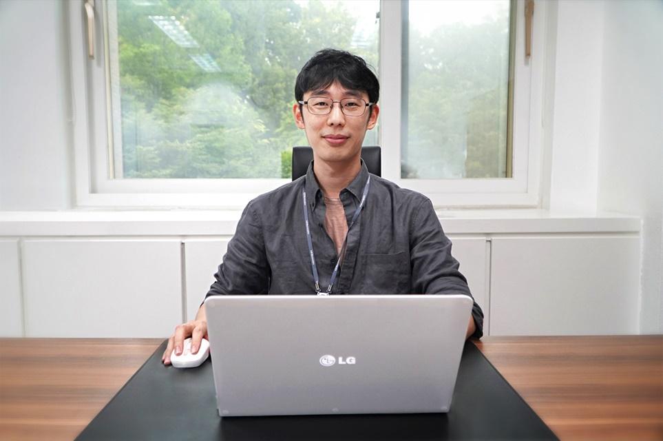 LG전자 인공지능연구소의 영상지능 연구 담당인 임재환 상무
