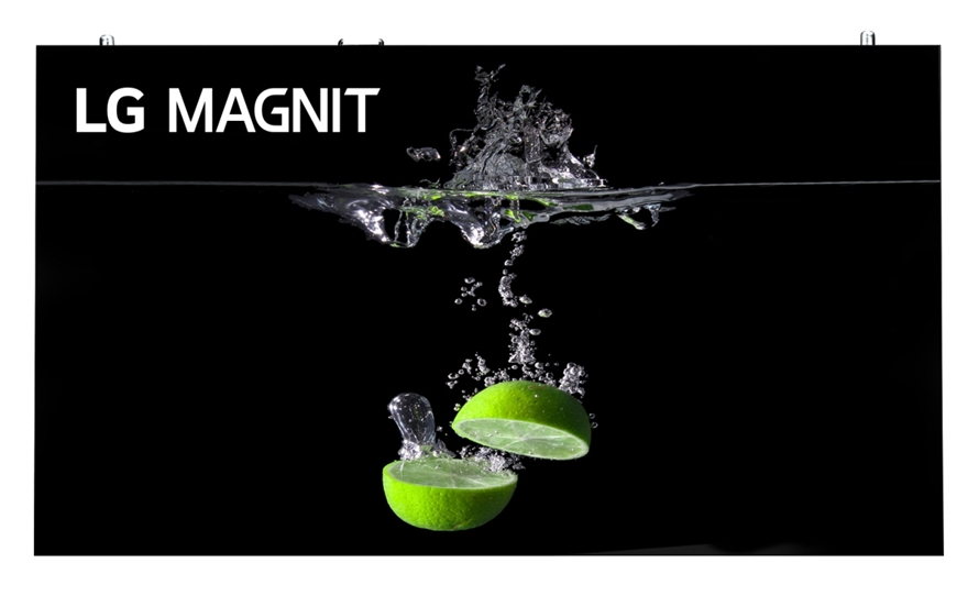 LG전자 마이크로 LED 사이니지 'LG MAGNIT'(모델명 LSAB)