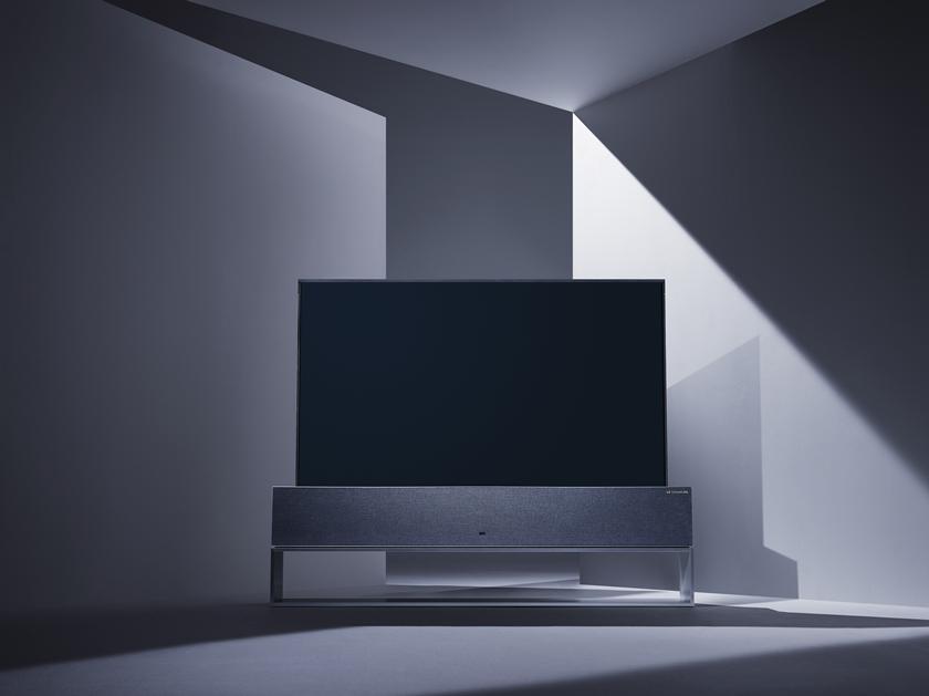 LG 시그니처 올레드 R 제품사진
