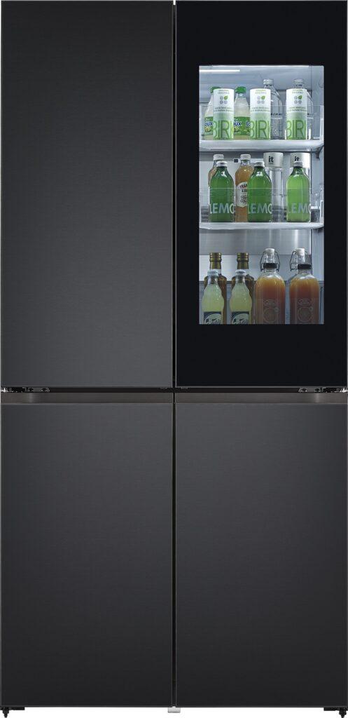 노크온 매직스페이스 기능이 탑재된 LG 오브제컬렉션 냉장고