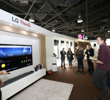 LG전자, 인공지능 씽큐(ThinQ) 앞세워 유럽 프리미엄 시장 공략