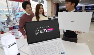 2018년형 'LG 그램' 나왔다
