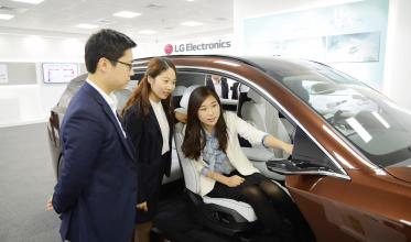 중국 베이징 모터쇼에서 차세대 자동차 부품 기술력 알린다