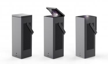 초고화질 빔프로젝터 'LG 시네빔' 출시