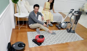 프리미엄 로봇청소기의 새 기준 'LG 코드제로 R9 씽큐' 출시