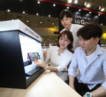 '기본에서 만든 새로움' LG G7 ThinQ, '월드 IT 쇼 2018'에서 선보인다