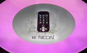 CTIA 와이어리스 2009에서 빛난 스타일리시한 LG휴대폰