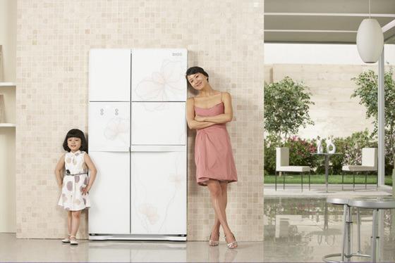 디오스 광고 이미지