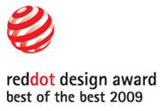 reddot design award best of the best 2009