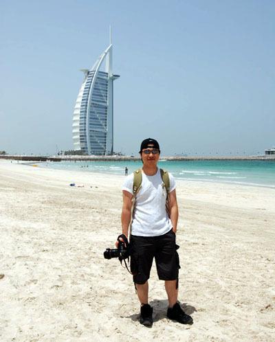 두바이 인증샷