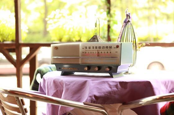 금성 최초의 라디오