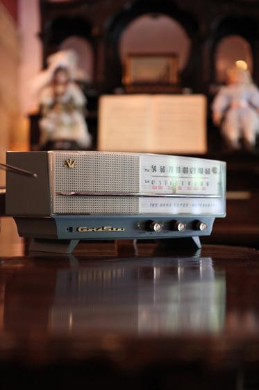 금성 최초의 라디오 사진