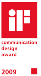 Communication design award 2009