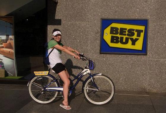 자전거 타는 사진