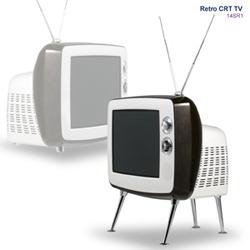 현대적인 TV 사진
