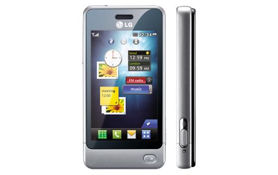 LG GD510 제품 사진